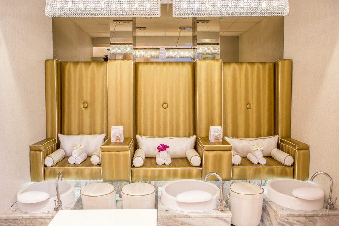 Addio al nubilato in una spa: foto centro benessere