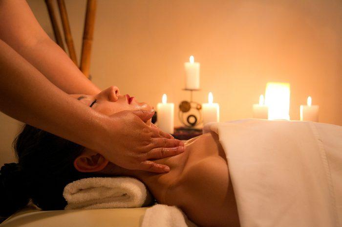 Massaggio antistress: foto centro benessere