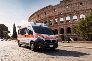 Offerta ambulanza privata Roma